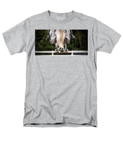 In Flight Men's T-Shirt  (Regular Fit) by Joan Davis
