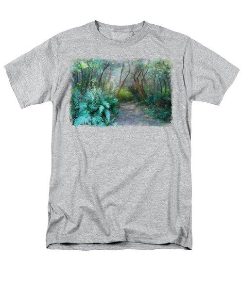 In The Bush Men's T-Shirt  (Regular Fit) by Ivana Westin