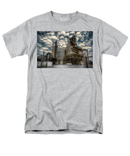 Industrial Disease Men's T-Shirt  (Regular Fit) by Wayne Sherriff