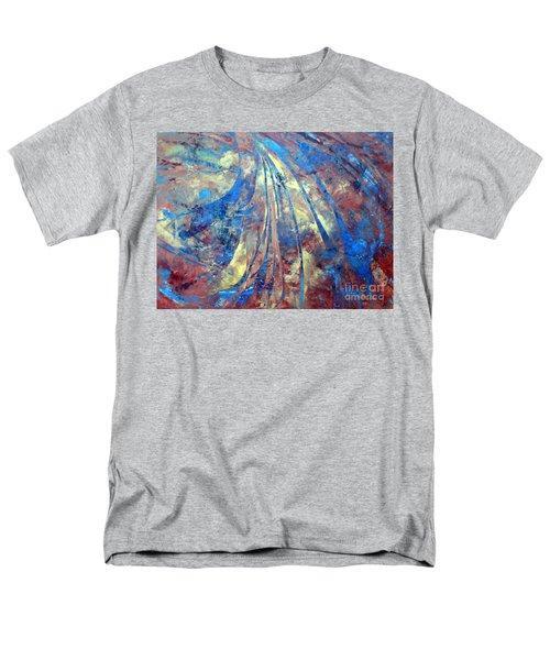 Intensity Men's T-Shirt  (Regular Fit) by Valerie Travers