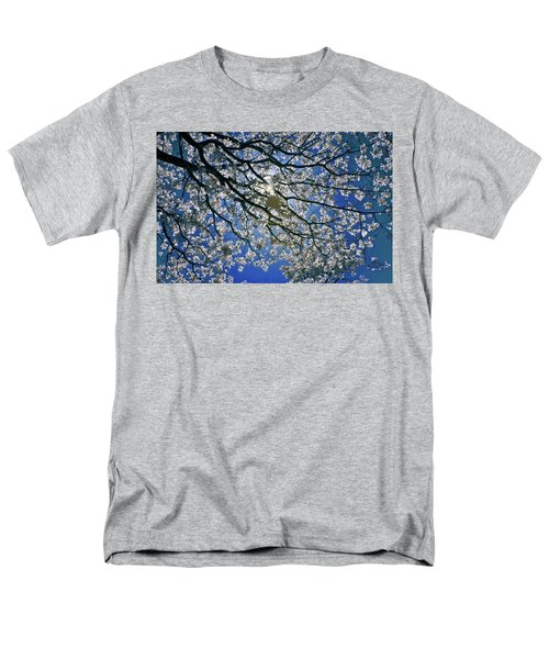 Men's T-Shirt  (Regular Fit) featuring the photograph Into The Sun by Linda Unger