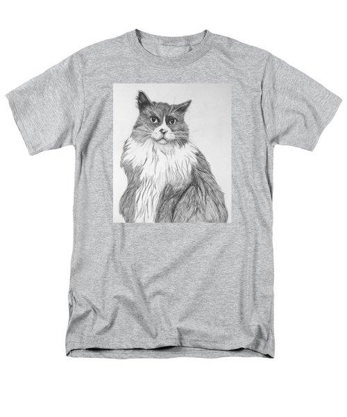 Men's T-Shirt  (Regular Fit) featuring the drawing Is It Dinner Time by John Stuart Webbstock
