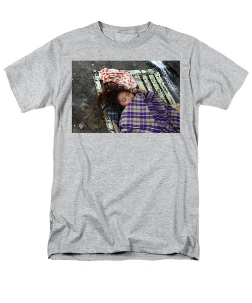 Is This My Life Men's T-Shirt  (Regular Fit)