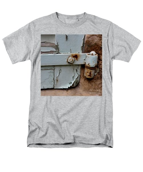 It All Hinges On Men's T-Shirt  (Regular Fit) by Lainie Wrightson