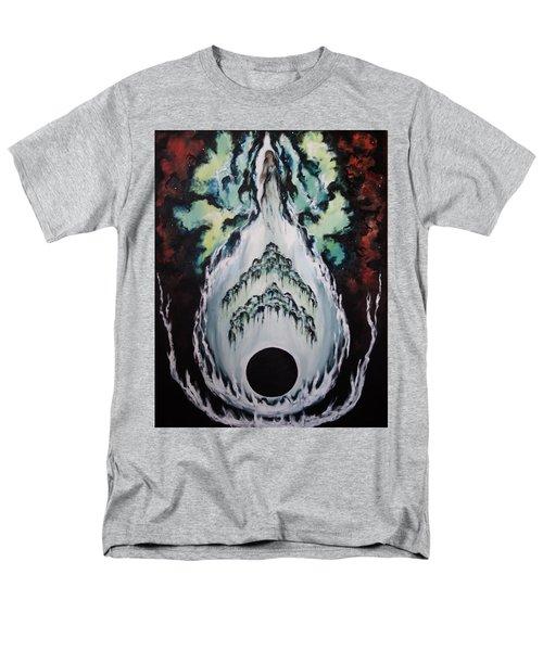 It Is Time Men's T-Shirt  (Regular Fit) by Cheryl Pettigrew