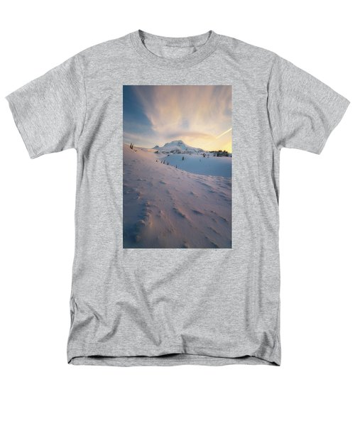It's Not Spring Yet Men's T-Shirt  (Regular Fit) by Ryan Manuel