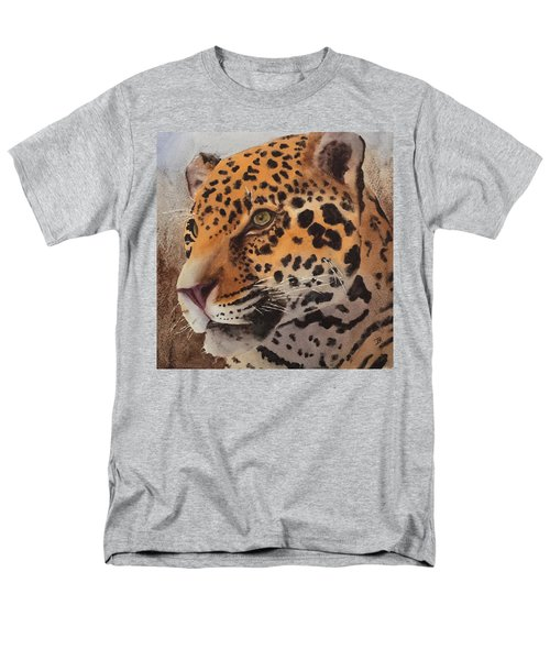 Jaguar Men's T-Shirt  (Regular Fit)
