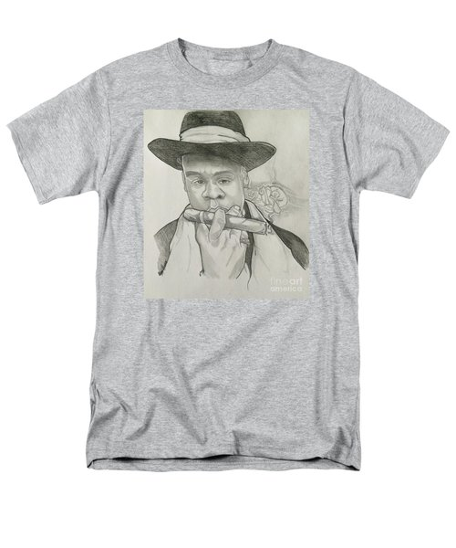 Jay-z Reasonable Doubt 20th Men's T-Shirt  (Regular Fit) by Gregory Taylor