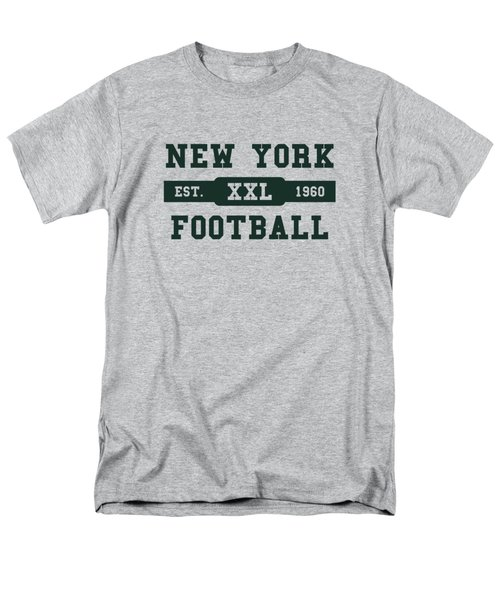 Jets Retro Shirt Men's T-Shirt  (Regular Fit) by Joe Hamilton