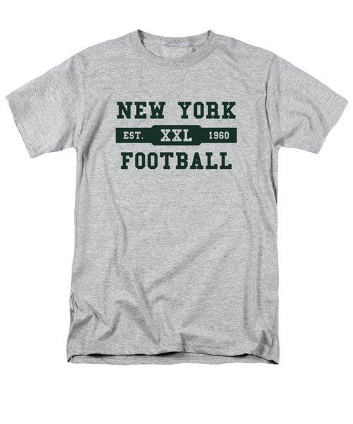 Jets Retro Shirt Men's T-Shirt  (Regular Fit)