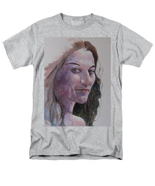 Joanna Men's T-Shirt  (Regular Fit) by Ray Agius