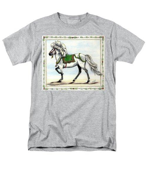 Men's T-Shirt  (Regular Fit) featuring the painting Jol  by Shari Nees