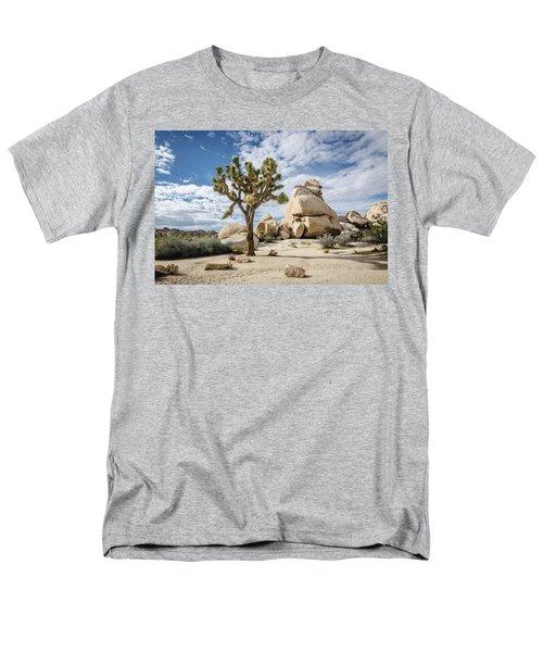 Joshua Tree No.2 Men's T-Shirt  (Regular Fit)