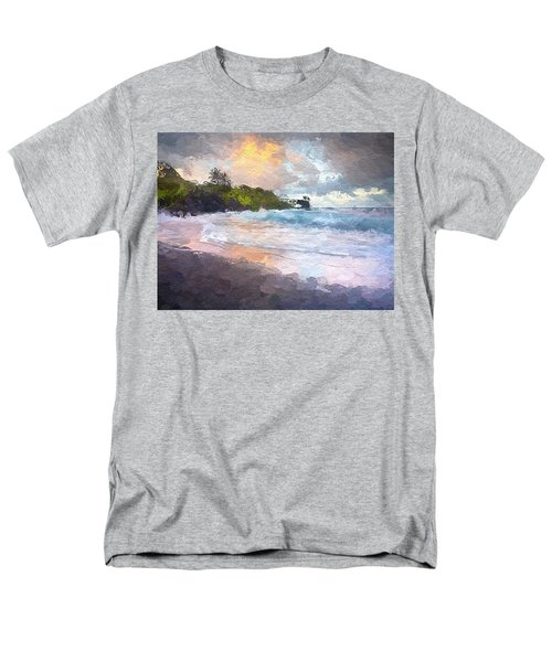 Just Before Sunrise Men's T-Shirt  (Regular Fit) by Anthony Fishburne