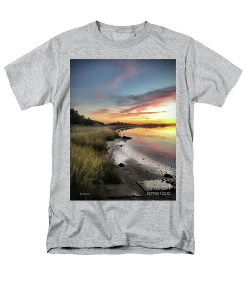 Just The Two Of Us At Sunset Men's T-Shirt  (Regular Fit) by Phil Mancuso