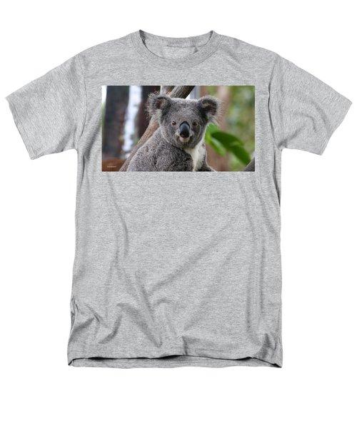 Koala Bear 7 Men's T-Shirt  (Regular Fit) by Gary Crockett