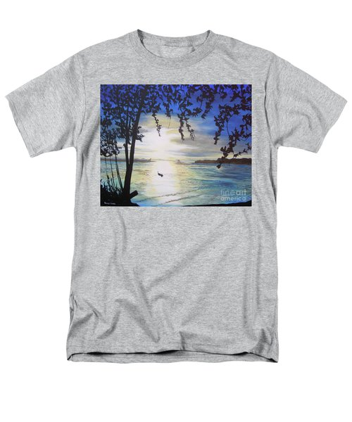 Krabi Men's T-Shirt  (Regular Fit) by Stuart Engel