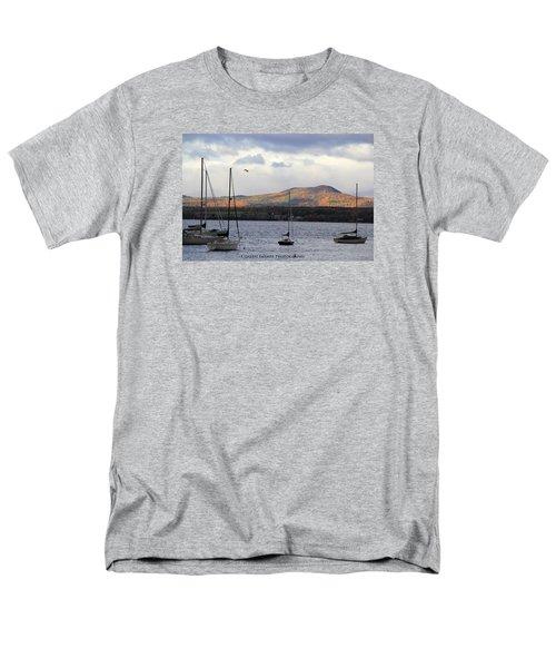 Lake Champlain Men's T-Shirt  (Regular Fit)