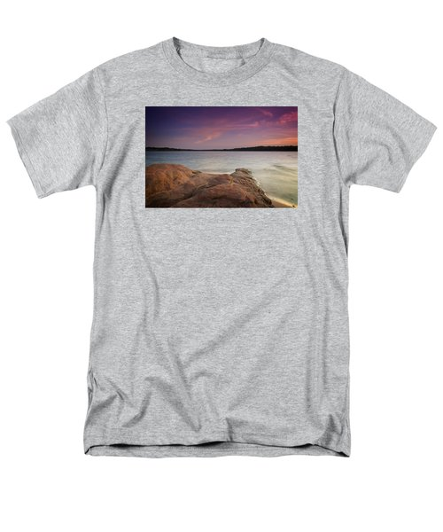 Lake Sunset II Men's T-Shirt  (Regular Fit)