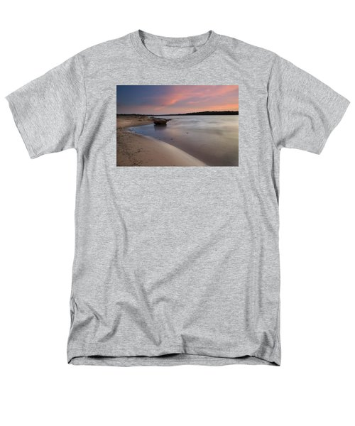 Lake Sunset IIi Men's T-Shirt  (Regular Fit)