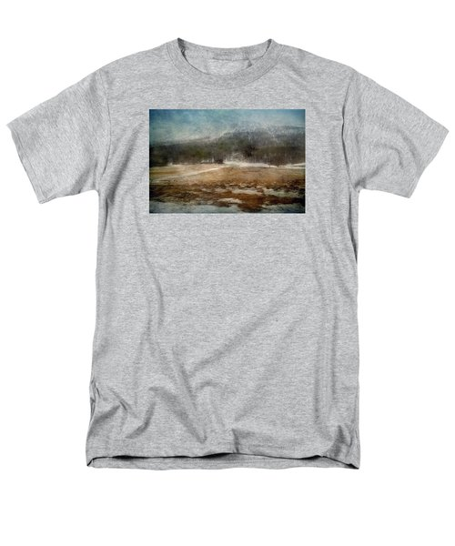 Landscape From Norway Men's T-Shirt  (Regular Fit) by Vittorio Chiampan