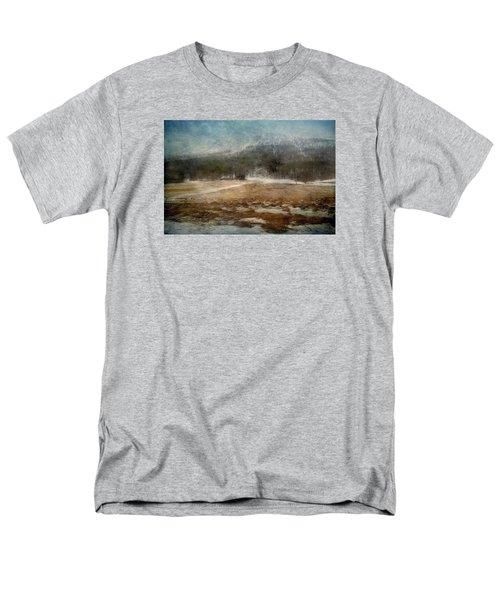 Landscape From Norway Men's T-Shirt  (Regular Fit)