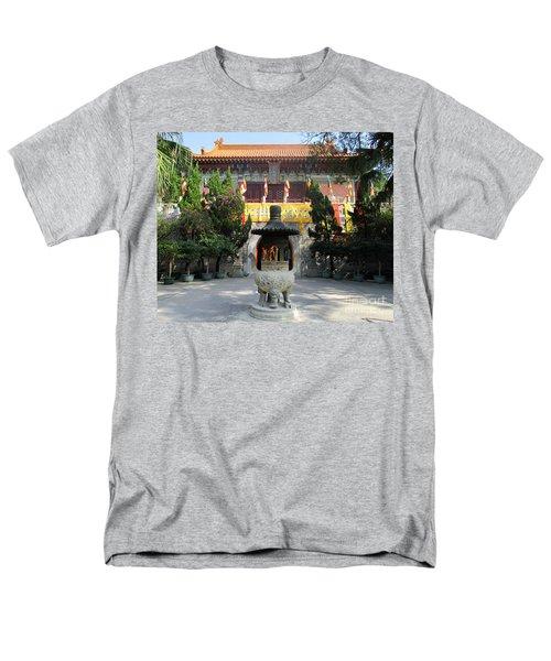 Men's T-Shirt  (Regular Fit) featuring the photograph Lantau Island 45 by Randall Weidner