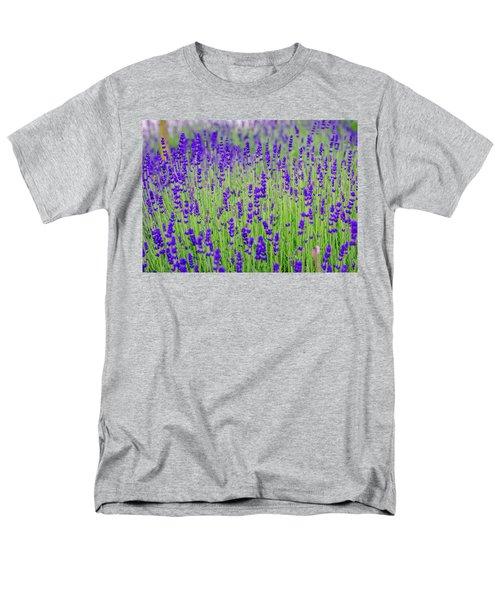 Lavender Men's T-Shirt  (Regular Fit) by Rainer Kersten