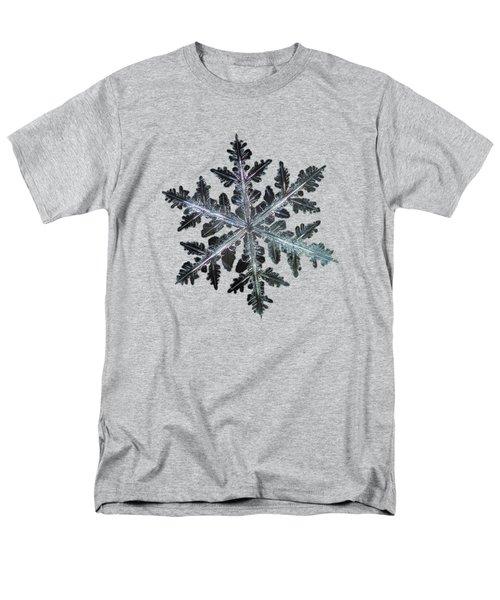 Leaves Of Ice Men's T-Shirt  (Regular Fit)