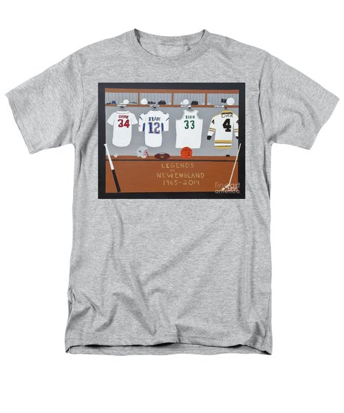 Legends Of New England Men's T-Shirt  (Regular Fit)