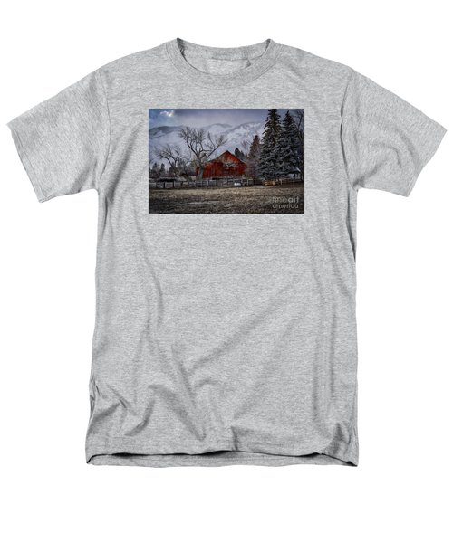 Let It Be Men's T-Shirt  (Regular Fit) by Mitch Shindelbower