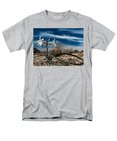 Life Amoung The Weeds Men's T-Shirt  (Regular Fit) by Jeremy McKay