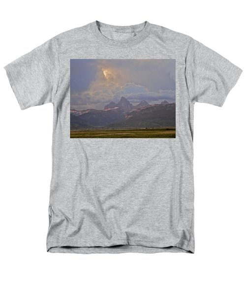 Light Storm Men's T-Shirt  (Regular Fit) by Eric Tressler