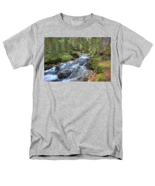 Liquid Snow Men's T-Shirt  (Regular Fit)