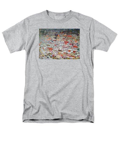 London Bricks Men's T-Shirt  (Regular Fit) by Tiffany Marchbanks