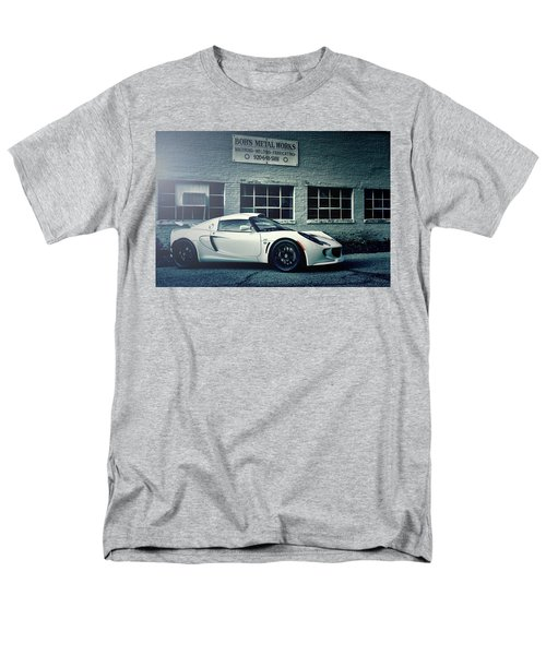 Men's T-Shirt  (Regular Fit) featuring the photograph Lotus Elise by Joel Witmeyer