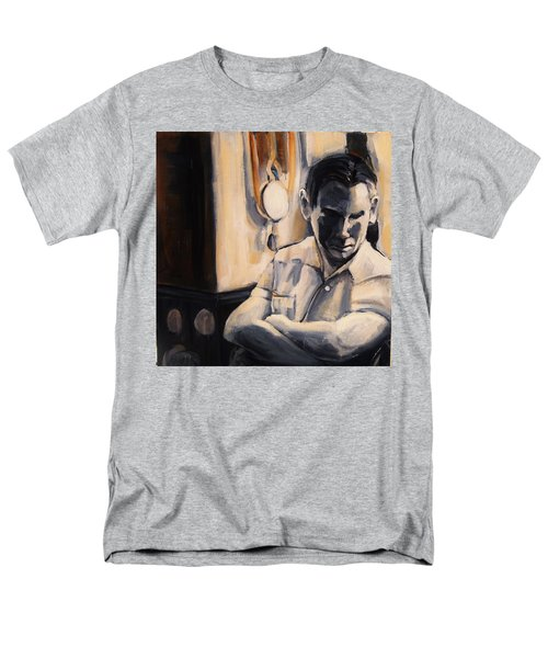 Love Is So Short Men's T-Shirt  (Regular Fit) by Jean Cormier
