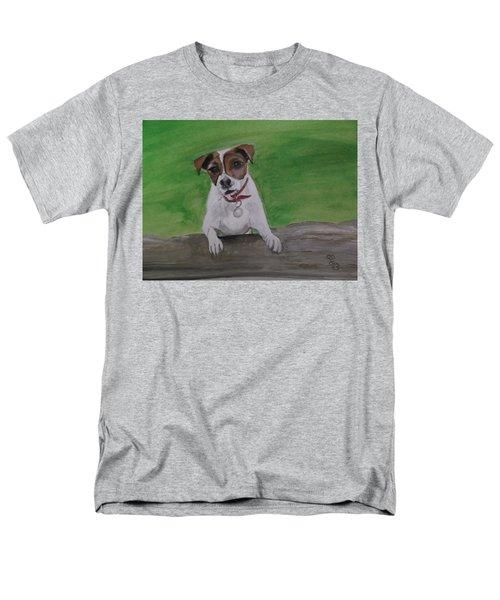 Maddie Men's T-Shirt  (Regular Fit) by Carole Robins