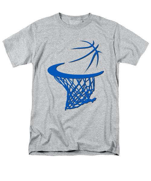 Magic Basketball Hoop Men's T-Shirt  (Regular Fit) by Joe Hamilton