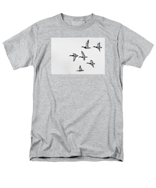 Mallards Men's T-Shirt  (Regular Fit) by Dan Traun