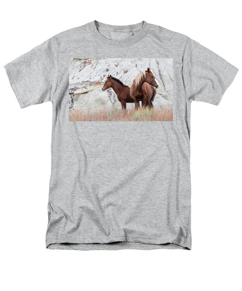 Men's T-Shirt  (Regular Fit) featuring the photograph Mama by Kelly Marquardt