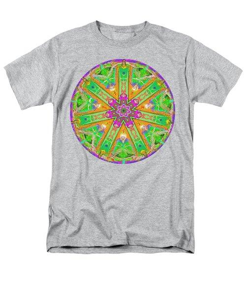Mandala 12 27 2015 Kings And Priests Men's T-Shirt  (Regular Fit) by Hidden Mountain