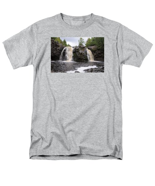 Men's T-Shirt  (Regular Fit) featuring the photograph Manitou by Sandra Updyke