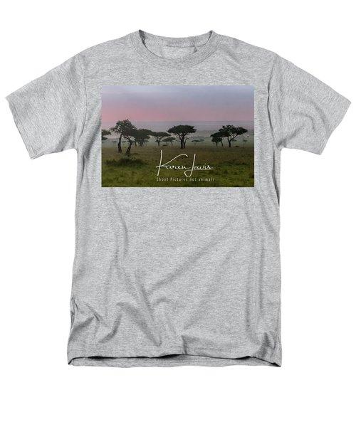 Men's T-Shirt  (Regular Fit) featuring the photograph Mara Dawn by Karen Lewis