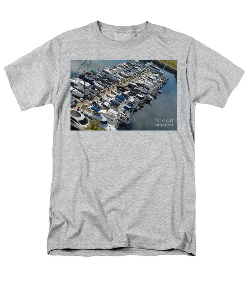 Marina Men's T-Shirt  (Regular Fit) by Renie Rutten