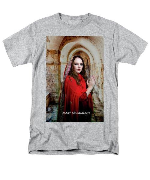 Mary Magdalene Men's T-Shirt  (Regular Fit) by David Clanton