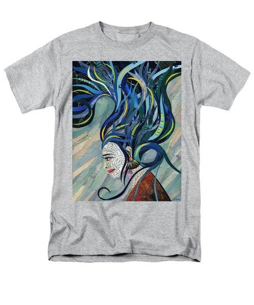 Matriarch Men's T-Shirt  (Regular Fit) by Shawna Rowe