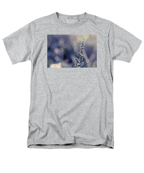 Men's T-Shirt  (Regular Fit) featuring the photograph Meadow Flower  by Odon Czintos