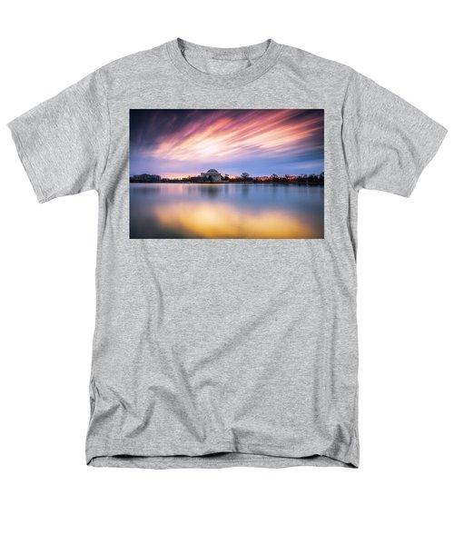 Mental Attitude Men's T-Shirt  (Regular Fit) by Edward Kreis