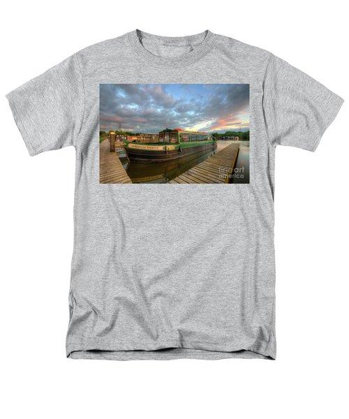 Men's T-Shirt  (Regular Fit) featuring the photograph Mercia Marina 14.0 by Yhun Suarez
